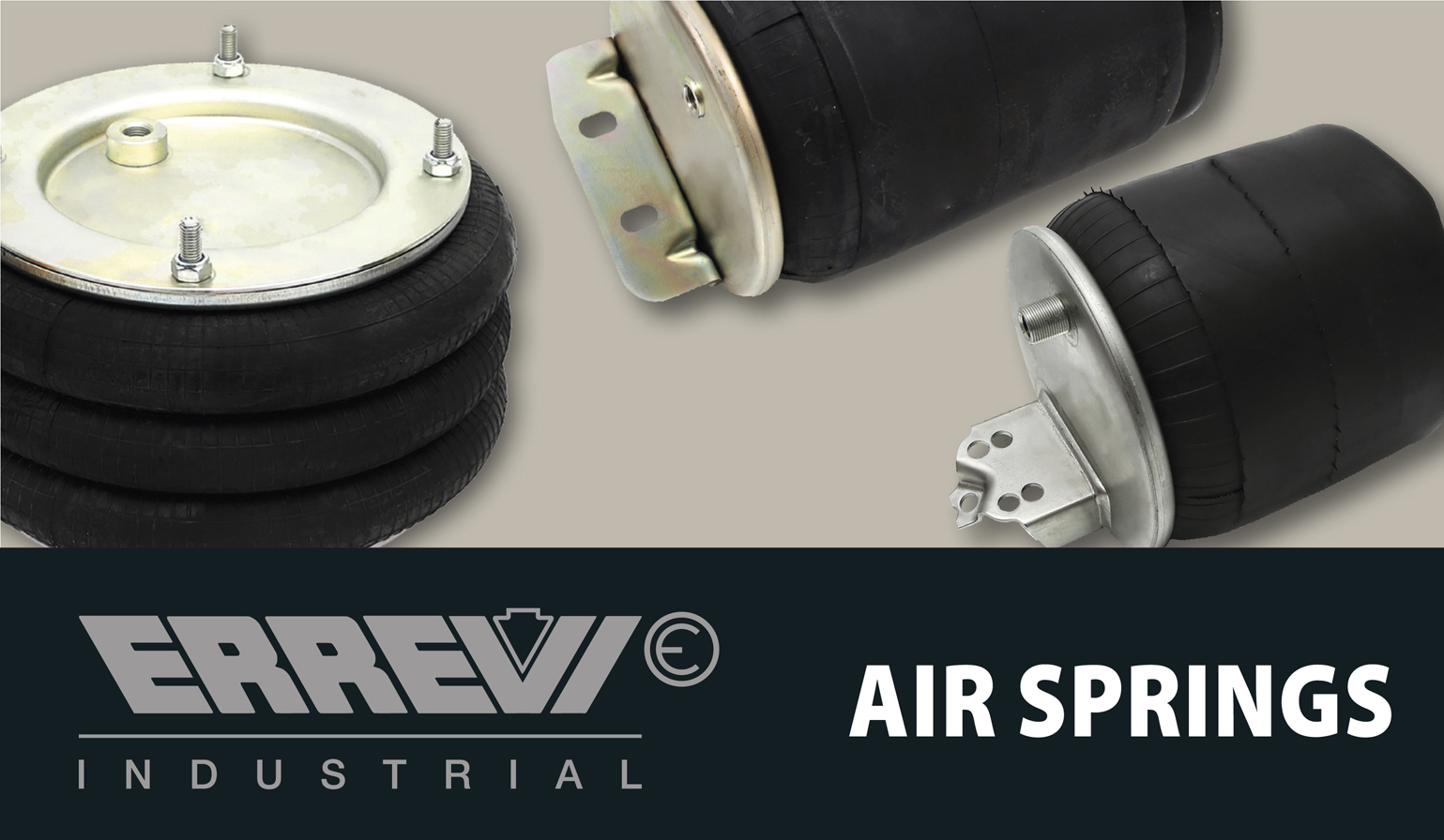NEW RANGE: AIR SPRINGS